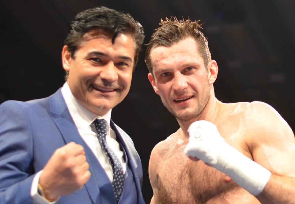 Europameisterschaft: Igor Mikhalkin vs. Callum Johnson wird verschoben