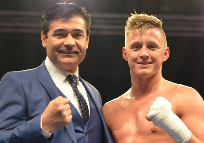 Sebastian Formella mit souveränem Puntksieg bei der Auftaktveranstaltung der World Boxing Super Series