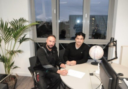 EC Boxing nimmt zwei hoffnungsvolle Boxer unter Vertrag