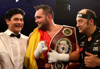 Christian Hammer boxt am 2. März gegen Luis Ortiz in New York