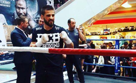 Erol Ceylan präsentiert:Deniz Ilbay vs. Fatih Keles und Emre Cukur vs. Jack Paskali