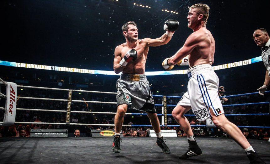 Igor Mikhalkin neuer Pflichtherausforderer für Europameister Dominic Bösel