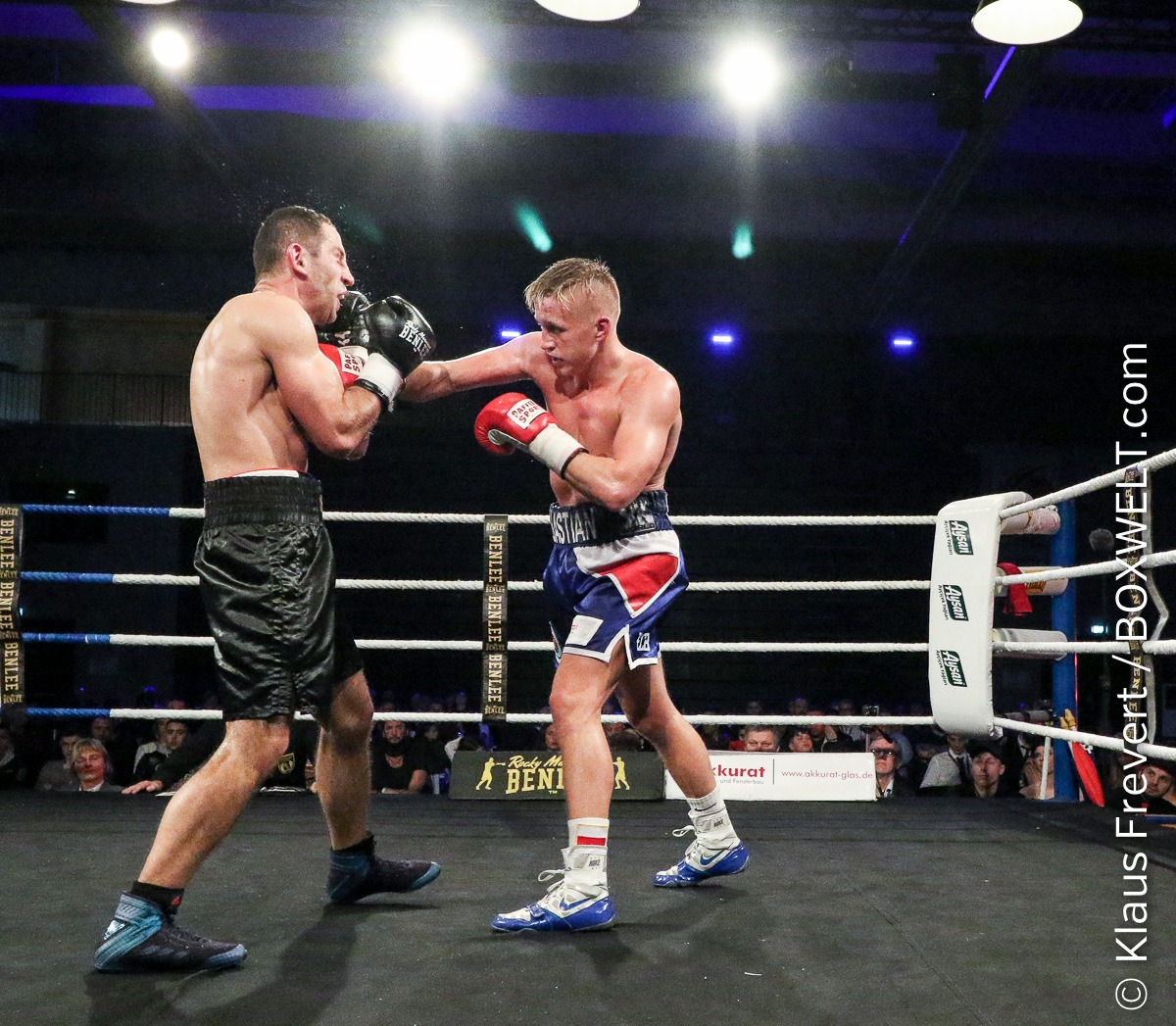 XMAS Boxing Gala mit packenden Kämpfen