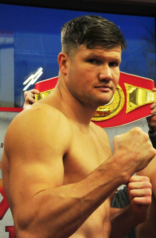 Alexander Dimitrenko trifft am 20. April in den USA auf Andy Ruiz Jr.!