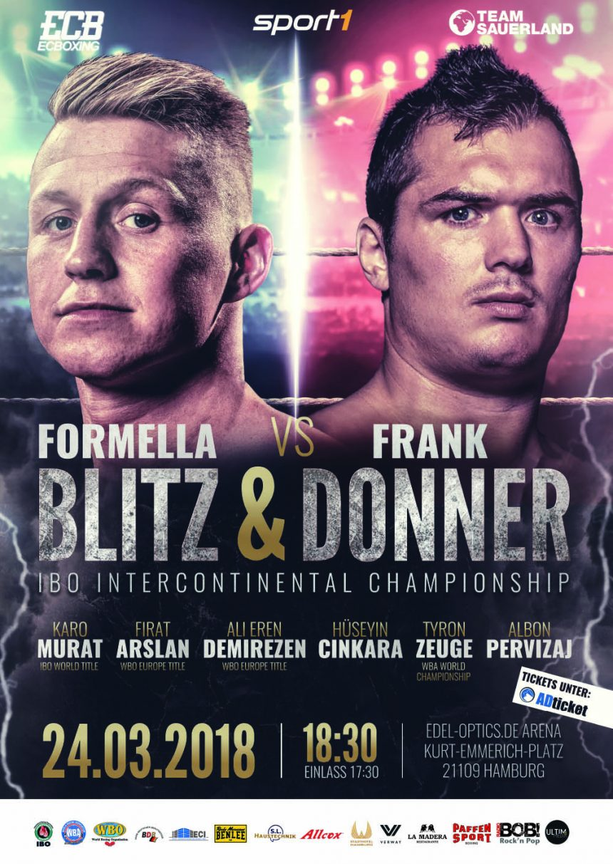 Don King lobt starke Fightcard in Hamburg!