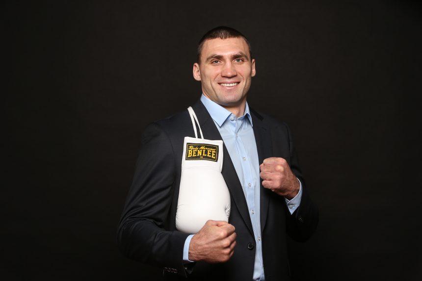 Live auf Bild.de: Victor Faust boxt am 08. Februar erstmals als Profi