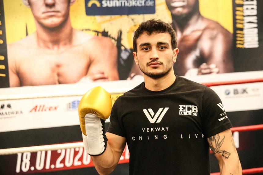 EC Boxing verpflichtet Top-Amateur Volkan Gökcek