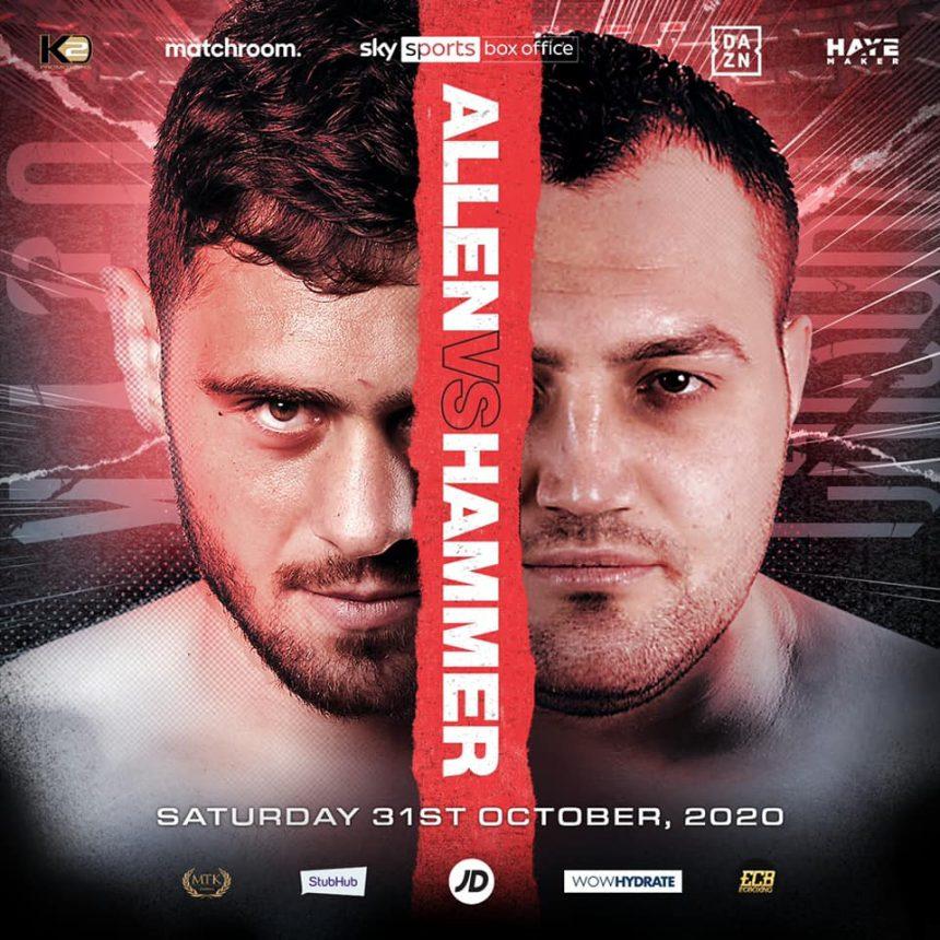 Am 31. Oktober: Christian Hammer trifft auf David Allen
