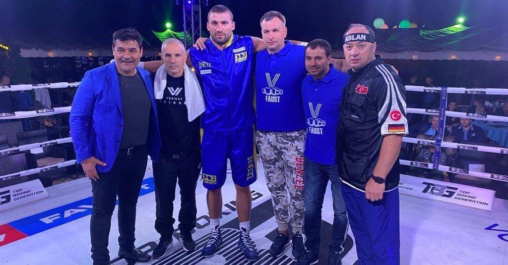 Team ECB erfolgreich – alle Ergebnisse der Box-Gala in Dnipro