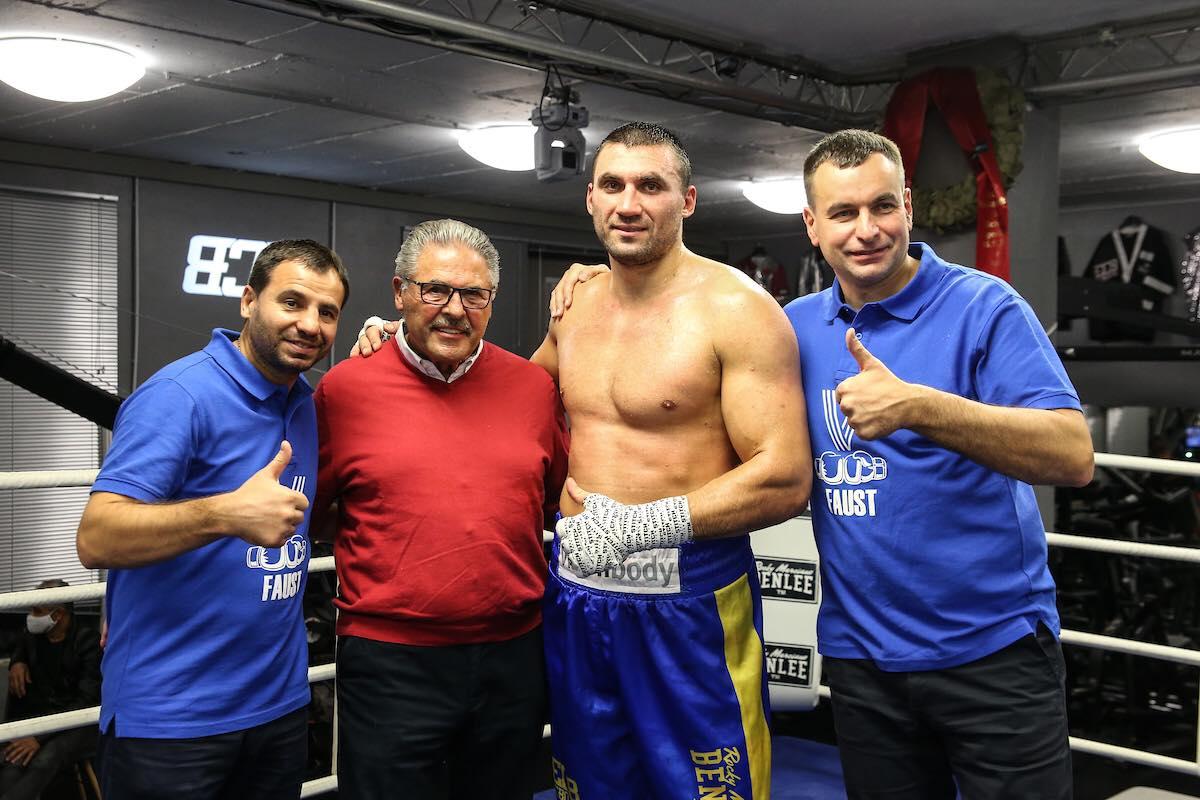 Freitag in Nantes: Victor Faust und Volkan Gökcek wieder im Ring